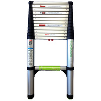 TELESCOPIC PROFESSIONAL LADDER 3.9M