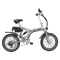 "20"" Alloy Frame Folding Electric Bicycle HIGH SPEC"