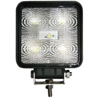27W LED WORK LIGHT SQUARE SPOT