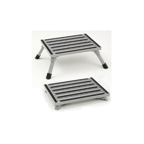 RV ALUMINIUM FOLDING PLATFORM STEP