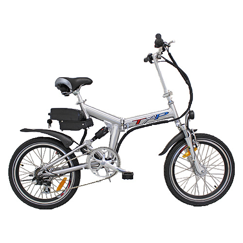 "20"" Alloy Frame Folding Electric Bicycle Y CHASSIS"